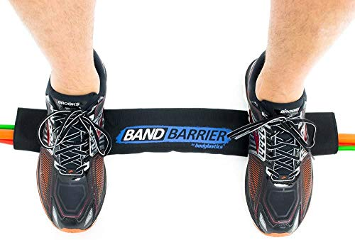 bodylastics Resistance Bands Protective Sleeve. Made Super Strong with Nylon Webbing, Neoprene Padding, Reinforced Stitching, and Velcro Closure.