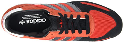 Trainer Basses adidas Rot Homme Solid Dgh Sneakers Black Red Rouge Grey Core 4qddawHCx