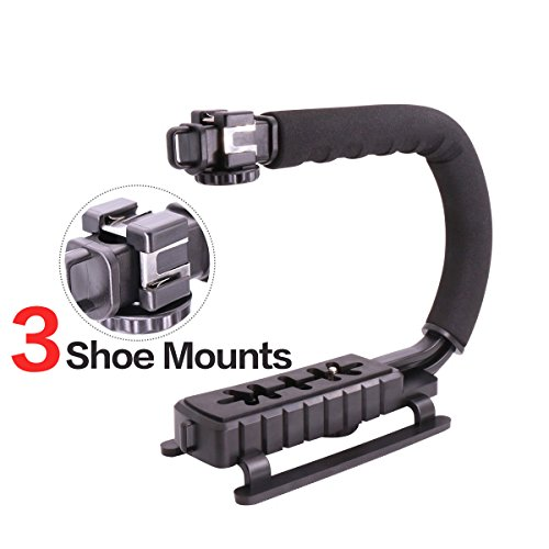 Triple Mounts Action Stabilizing Camcorder product image