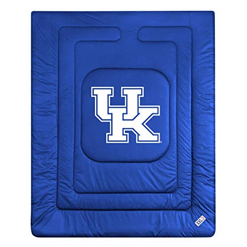 (Sports Coverage NCAA University of Kentucky Wildcats Locker Room Comforter Twin)
