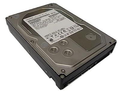 "Hitachi 3TB 7200RPM 3.5"" Desktop SATA Hard Drive for PC, Mac, CCTV DVR, NAS, RAID by Hitachi"
