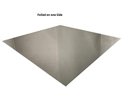 1 100x100x1mm 1-4 mm Aluminium Sheet Plate Foiled on One Side AlMg Aluminium Sheet Fine Sheet Cut Available