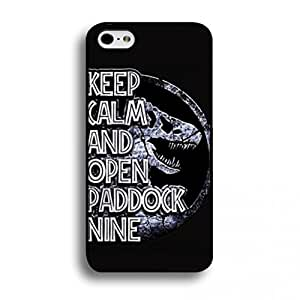 Jurassic Park Phone Case Ipod Touch 4th Generation Case Dinosuar Phone Case Customized Cellphone Cover Case 148