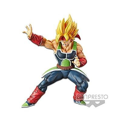 Banpresto 39763 Dragon Ball Z Bardock Figure, Multiple Colors: Toys & Games