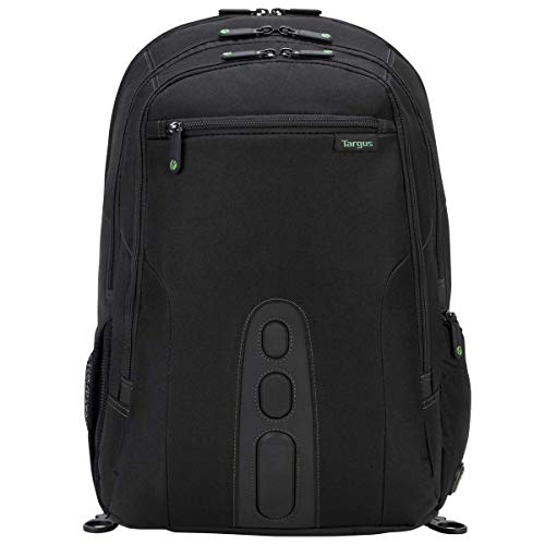 Targus Spruce EcoSmart Travel and Checkpoint-Friendly Laptop Backpack for 17-Inch Laptop