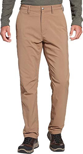 - Alpine Design Men's Trailhead Tech Pants (32x32, Ermine Brown)