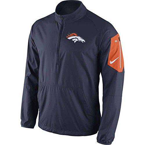 Nike Denver Broncos Lockdown Half Zip product image