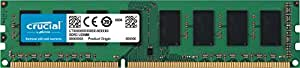 Crucial 8GB Single DDR3L 1600 MT/s (PC3L-12800)  Unbuffered UDIMM  Memory CT102464BD160B