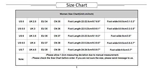 de Mujer Boca Boda Zapatos la Hebilla deAltos la de Yesmile Sandalias de Zapatos Para Sandalias Negro de Plataforma Mujer Verano Para Fiesta Sandalias Casual de Zapatillas y Talon 5nOxH8xCqw