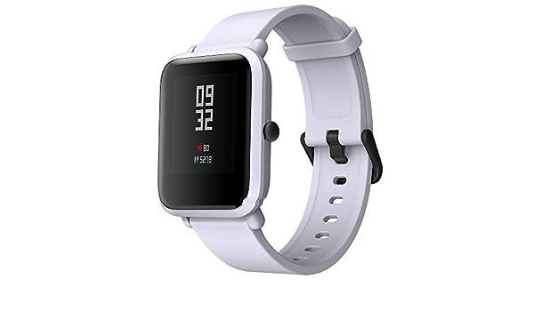 ALAX Monitores de Actividad Smartwatch Deportivo Ligero de ...