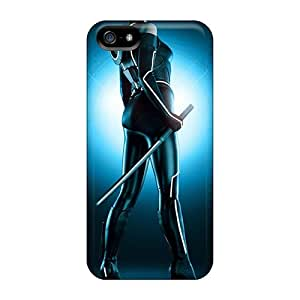 Iphone 5/5s Cases Covers Olivia Wilde As Quorra Tron Legacy Cases - Eco-friendly Packaging