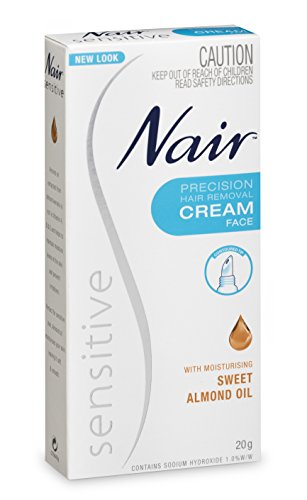 Nair Sensitive Face Prescision Hair Removal Cream 20g Buy Online