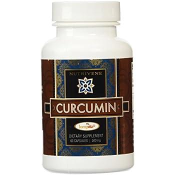 Curcumin, Longvida™ by Nutrivene (500 mg, 60 capsules)