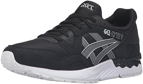 V Lyte Gel Grey Asics Black vpBgAqxw