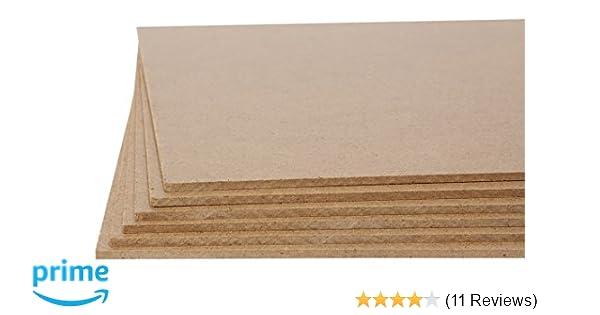 11x14 6 pack Jack Richeson Medium Density Untempered Hardboard