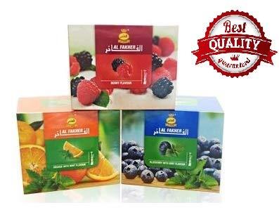 Al Fakher Hookah 3 Jars Super Pack Non -Tobacco 250g