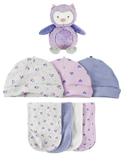 Carter's Baby Girls' Purple Heart Gift Set by Carter's