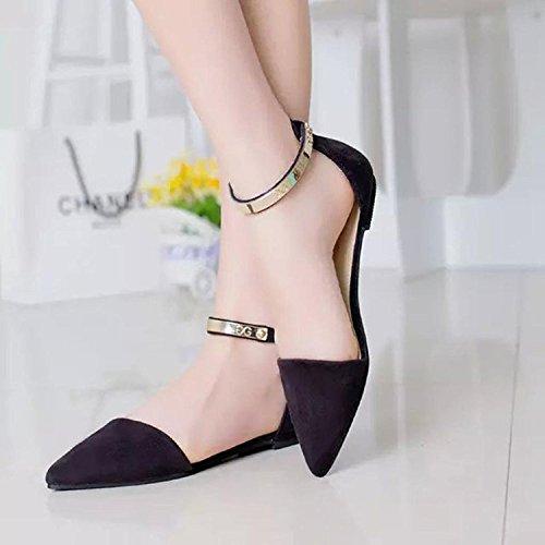 6dbe43e22378c 60% de descuento keephen Zapatos Elegantes de Las Mujeres de La Moda  Zapatos Elegantes de