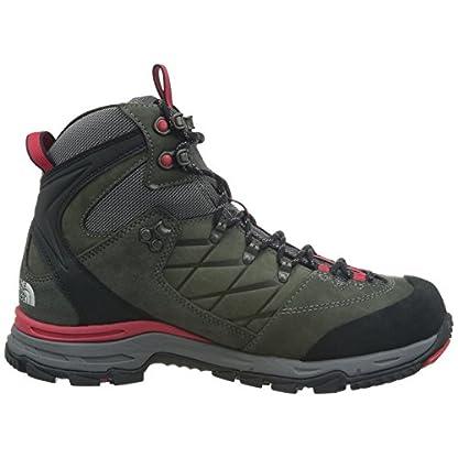The North Face Men's Verbera Hiker GTX II High Rise Hiking Shoes, 12 UK 6
