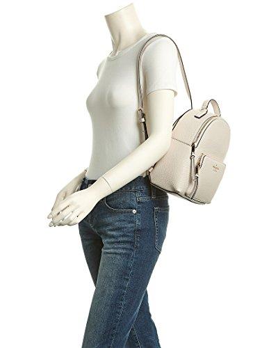 Bone Bleach Kate York Backpack New Street Jackson Keleigh Spade Women's R6aO8Rz