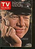 Tv Guide May 1-7 1978 George Kennedy of The Blue Knight