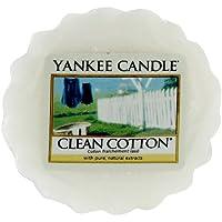 Yankee Candle Clean Cotton Alrededor Flor, Limón Color