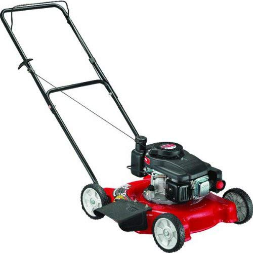 Yard Machines 140cc 20-Inch Push Mower by Yard Machines