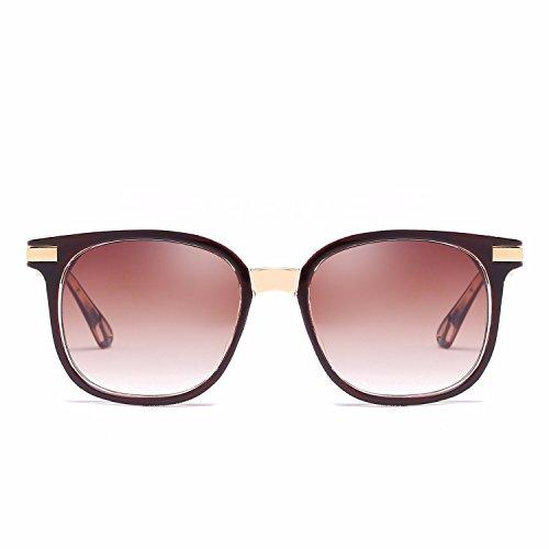 Ojos Gafas Personalidad de Sol nbsp;Gafas B Retro de Intellectuality Hombre F Mujer de polarizadas Sol x10zn8wqv7