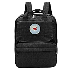 WUHONZS Travel Backpack World Map Earth Map\nChina Map Gym Hiking Daypack College Laptop and Notebook Bag for Women & Men