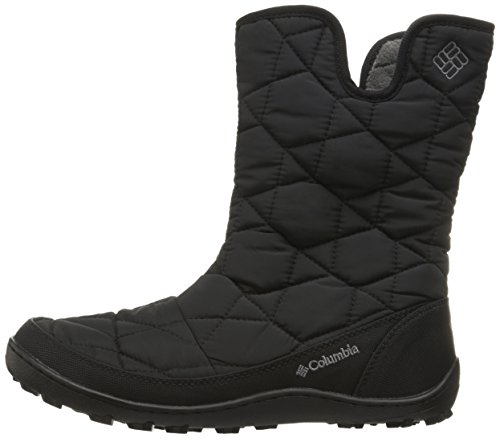 Columbia Women's Minx Slip II Omni-Heat Snow Boot, Black/Quarry, 8.5 B US by Columbia (Image #5)