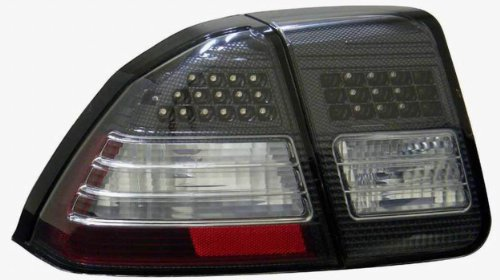 Depo Fiber Carbon (Depo M17-1901F-AS3C Carbon Fiber LED Tail Light)
