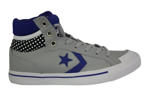 Converse - Fashion / Mode - Problazehigrayviolet - Gris