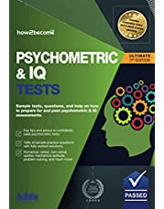 PSYCHOMETRIC & IQ TESTS: Sample tests, questions, and help on how to prepare for and pass psychometric & IQ assessments.