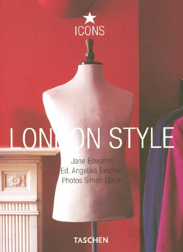Cheap  London Style (Taschen 25th Anniversary Icon Series)