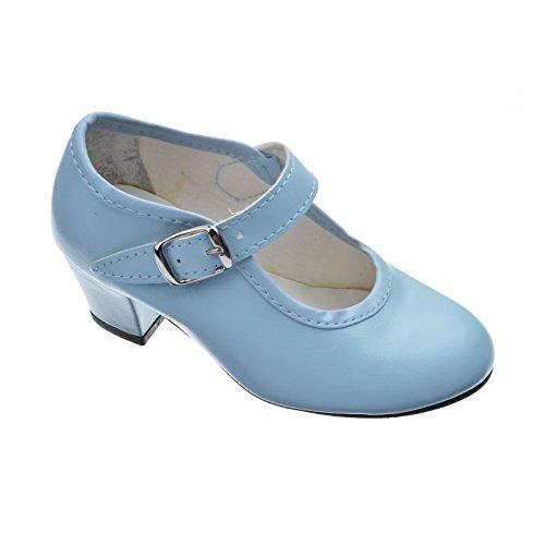 Baile De l Carleti S Celeste Creaciones 15 Zapato Pasos Flamenca 1gpnwpqR
