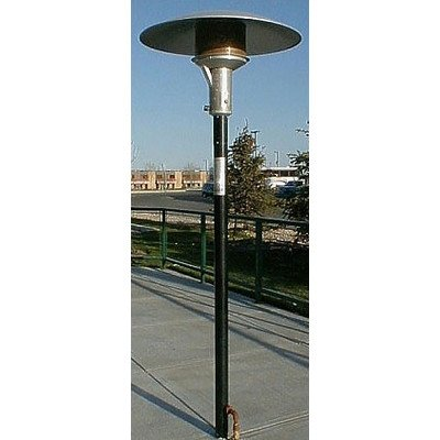 Permanent Natural Gas Patio Heater Finish: (Sunglo Permanent Natural)