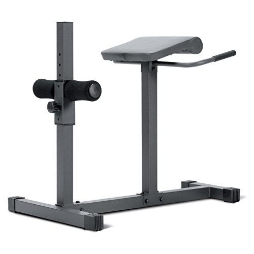 Marcy Adjustable Hyperextension Roman Chair Exercise Hyper Bench JD-3.1