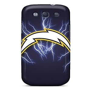 Perfect Fit OwP3294eYVi San Diego Chargers Case For Galaxy - S3