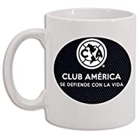 Taza sublimada personalizada Club America alternativo coleccionable 11 onzas