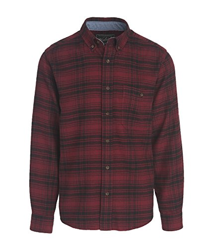woolrich-mens-trout-run-flannel-shirt-modern-fit-red-hunt-plaid-medium
