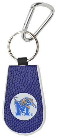 Color Basketball Team Keychain (Memphis Tigers Team Color Basketball Keychain)
