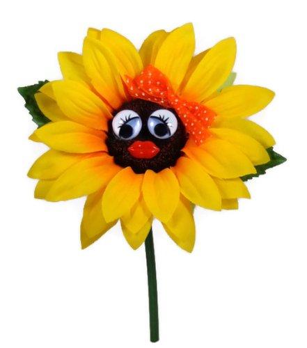 colore girasole con fioo Beetle motivo fiore arancione