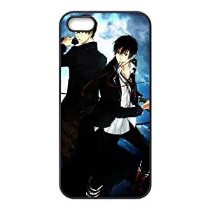 ao no eorcist 2 iPhone 5 5s Cell Phone Case Black yyfD-038899