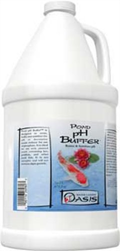 Pond pH Buffer, 4 L / 1 fl. ()