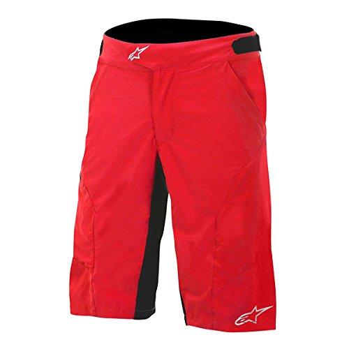 Alpinestars Men's Hyperlight 2 Shorts, 32, Red White
