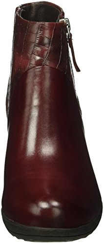 Tamaris 25330, Botines para Mujer Rojo (SCARLET 501)