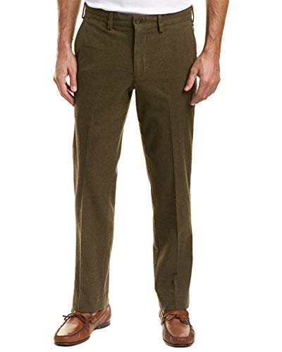 Bill's Khakis Mens Straight Fit Stretch Moleskin Pant, 34X32, ()