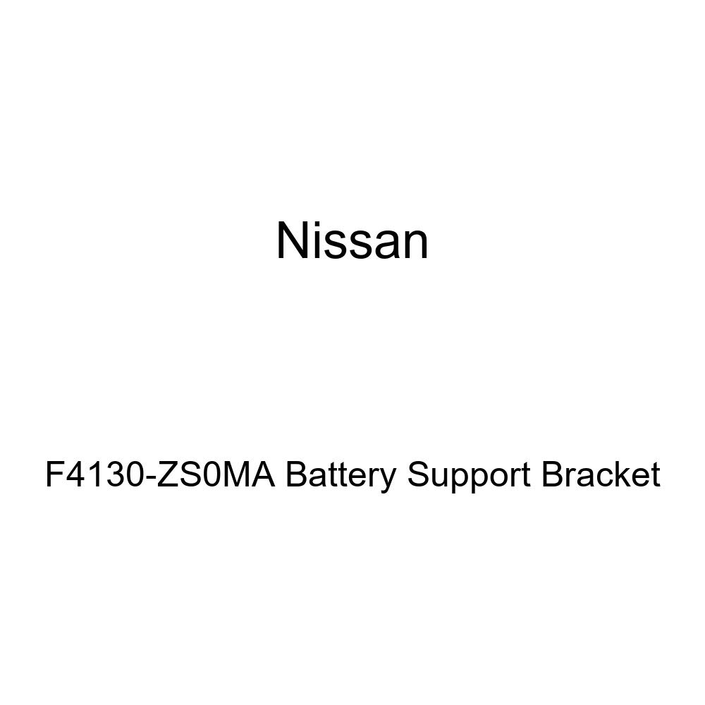 Genuine Nissan F4130-ZS0MA Battery Support Bracket