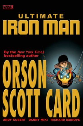 Ultimate Iron Man, Vol. 1 (v. 1)]()