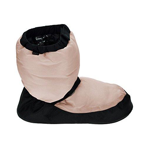 Up Bambina Danza Bootie Bloch Conetto Rosa da Scarpe Warm Ballo wqCCg5p